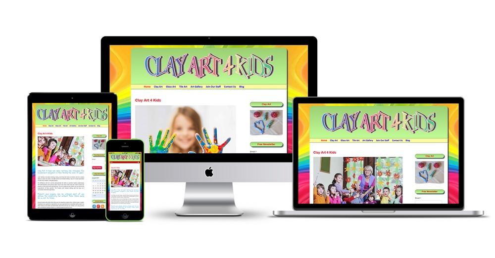 responsive-Clay Art 4 Kids