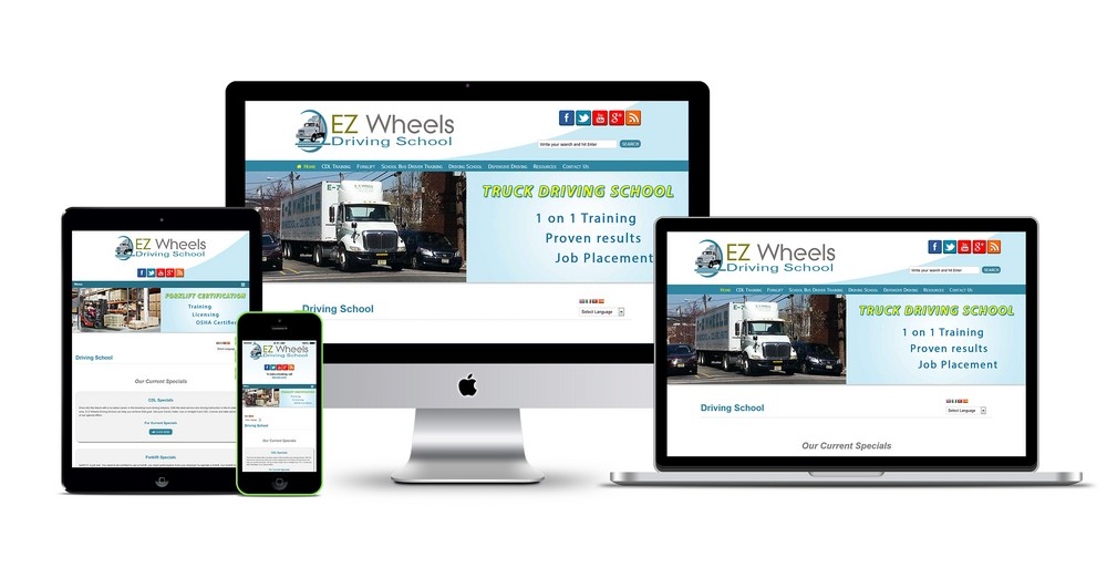 responsive-EZ Wheels