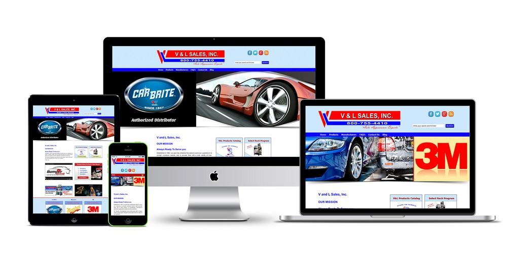responsive-V&L Sales